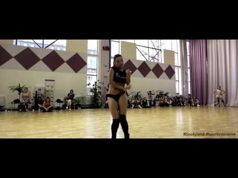 twerk It-  Busta Rhymes Feat. Nicki Minaj Twerk Choreo By Fraules video