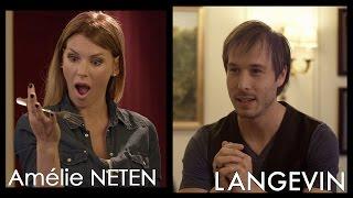 LANGEVIN stupéfait Amélie Neten avec son dernier tour d'illusions !