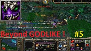 DotA 6.83d - Slark Beyond GODLIKE Game on Iccup 7000-8000 Points