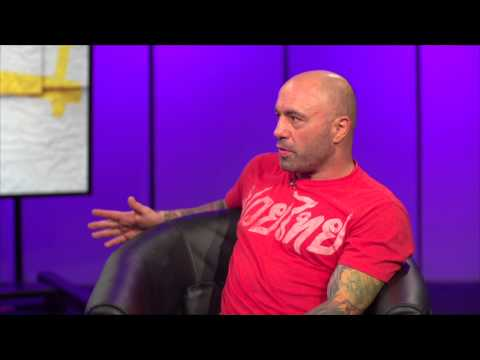 Joe Rogan Talks Mike Brown Shooting in Ferguson