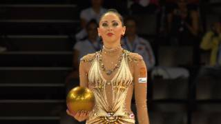WC Montpellier 2011 - Daria KONDAKOVA (RUS), Qualifications Ball