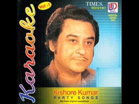 Main Pyasa Tum Sawan-Karaoke-Kishore Kumar-(Faraar)