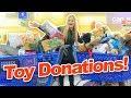 Donating Lots of Toys! thumbnail