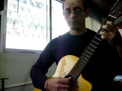 Dionisio Aguado - Etude N 13 Metodo De Guitarra - First Part