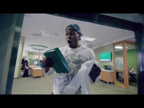 TD: Sometimes you just want to say thank you #TDThanksYou