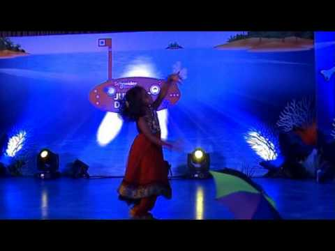 Deepthi's Performance In Jr's Day, 2014 - Nannare, Guru video