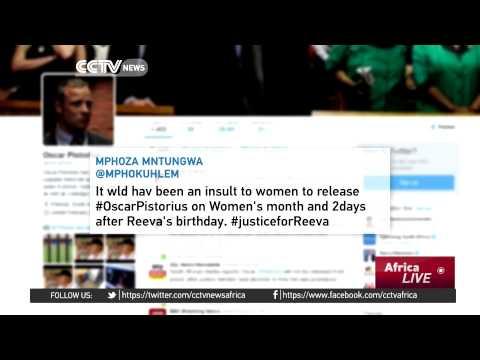 Social media reactions to Pistorius parole delay