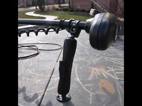 стабилизатор троллингового мотора ram mount ram-108