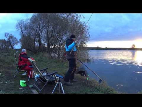 техника ловли на фидер на реке