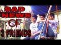 Sad News | 3 friends | Dinesh kirodiwal |
