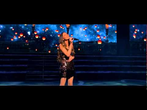 Nadine Coyle- Dance Our Lives Away live at the London Palladium