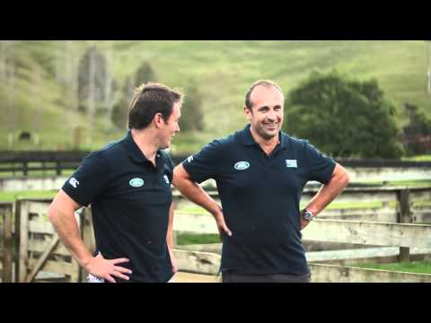 Mehrtens and Greenwood preview Rugby World Cup final