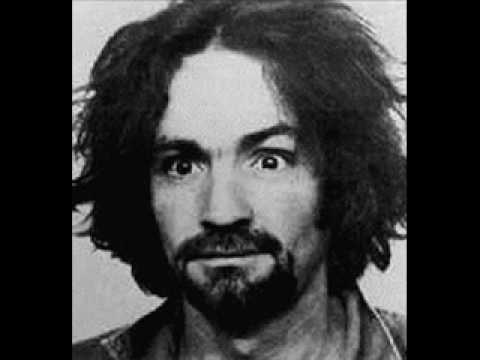 Charles Manson - Ill Never Say Never To Always