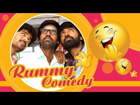 Rummy | Tamil Movie Comedy | Vijay Sethupathy | Inigo Prabhakaran | Soori | Ishwarya Rajesh | video