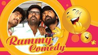 Rummy - Rummy | Tamil Movie Comedy | Vijay Sethupathy | Inigo Prabhakaran | Soori | Ishwarya Rajesh |
