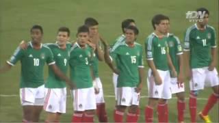 Mexico 11 Brasil 10, en penales, Mundial Sub17, 01Nov2013
