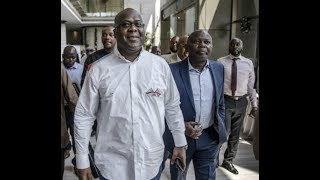 Felix Tshisekedi wins Presidential election in DRC
