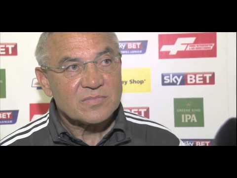 Fulham sack Felix Magath