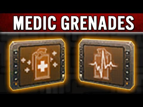 (OUTDATED) Nanite Medic Grenades Review (PlanetSide 2)