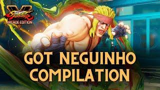 GOT_NEGUINHO COMPILATION + FRAMEDATA | Season 4