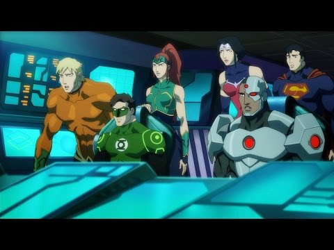 Justice League: Throne Of Atlantis - Official Trailer video