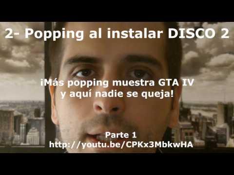 GTA V - POPPING por sólo instalar DISCO 1 y unidades - 2/3 - diegowess