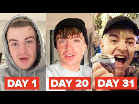 I Quit Drinking Alcohol For 31 Days