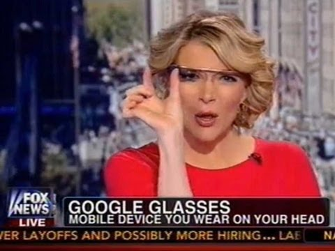 Fox News' Google Glass Hot Dog Disaster