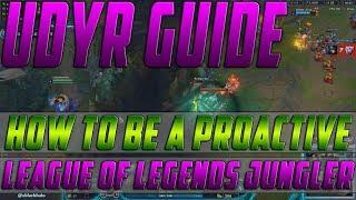 League of Legends Udyr Jungle | Season 8 Udyr Guide: Udyr Probuilds & Udyr Runes - Udyr Abilities S8
