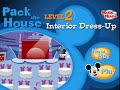 Disney's House of Mouse - Pack the House Level 2 - Interior Dress Up Game