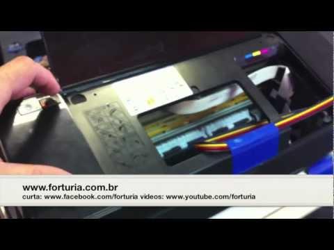 Reset Chip Epson T25. T24 e T23- Forturia A Casa do Bulk Ink