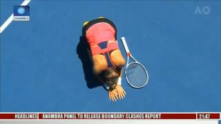 Sports Tonight: Analyst, Yemi Adebayo Discuss Australian Open