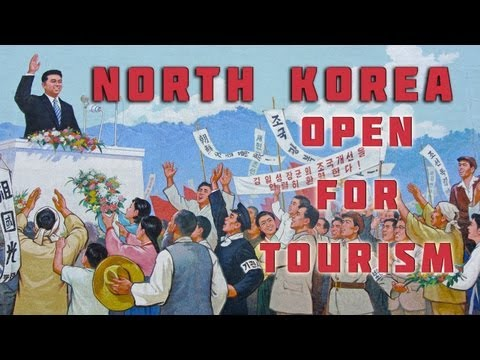 North Korea - Open for Tourism