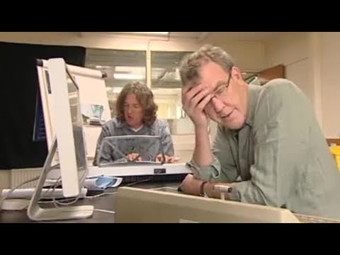 Top Gear behind the scenes outtakes - BBC