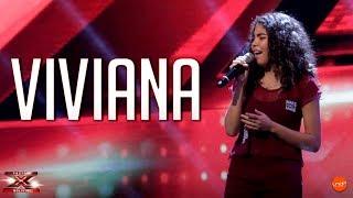 ¡Viviana brilla en el escenario! | Audiciones | Factor X Bolivia 2018