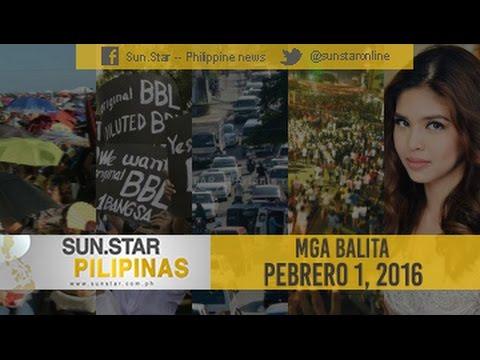 Sun.Star Pilipinas Febuary 1, 2016