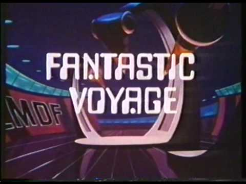 Fantastic Voyage Filmation HQ Bumper + Intro
