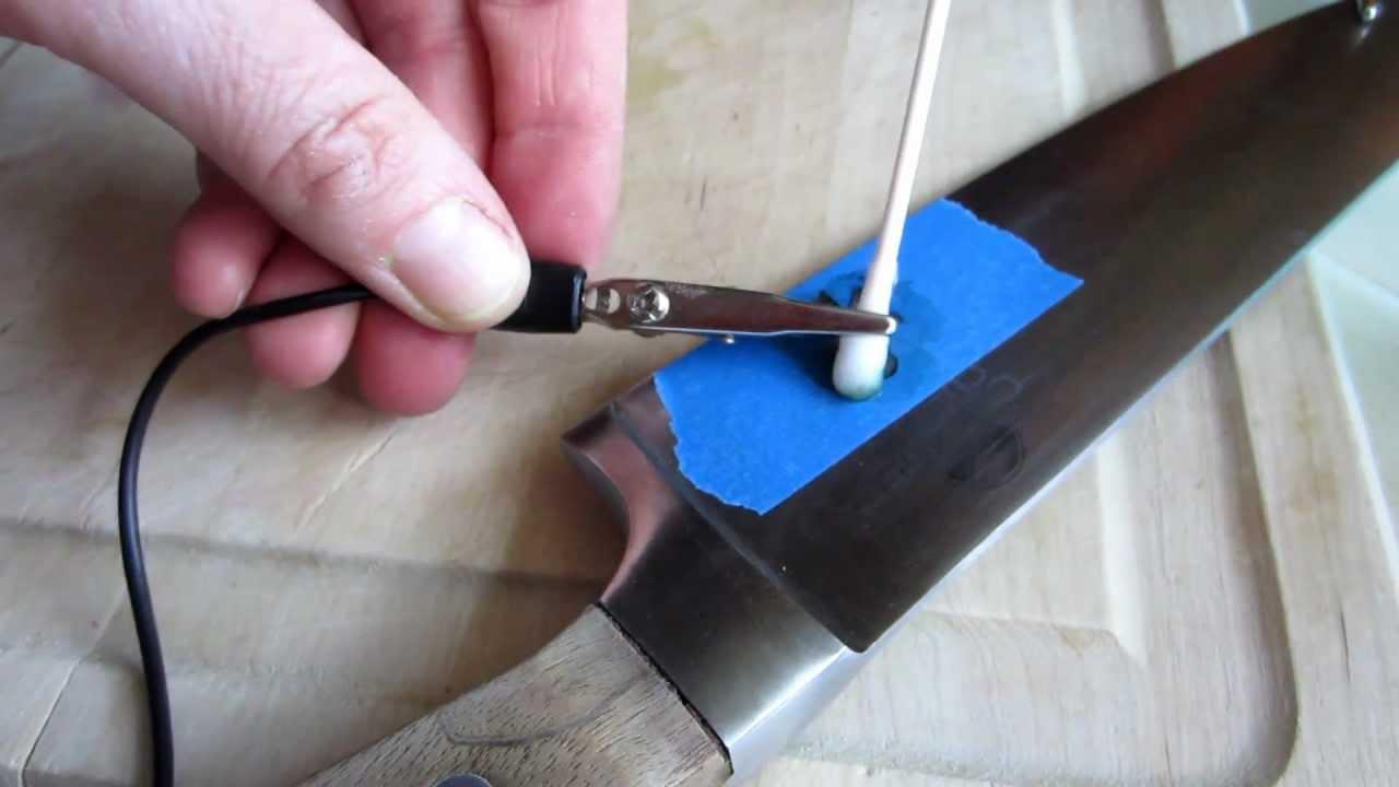 Трансформатор для травления металла