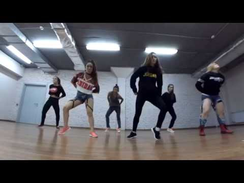 InnaShow choreo | dance group Blossom | Grace feat. G-Eazy – You Don't Own Me