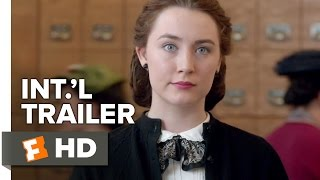 Brooklyn Official International Trailer #2 (2015) - Saoirse Ronan, Domhnall Gleeson Drama HD
