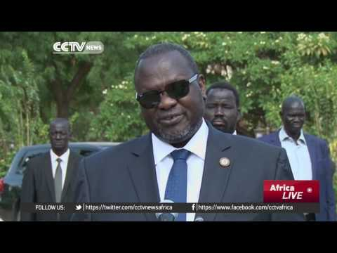 South Sudan's Gov't of National Unity discuss over controversial 28 states