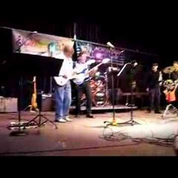 Kim Simmonds (Savoy Brown) joins Nite Train Band on-stage at SCCC