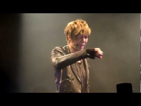 [Fancam] 120712 ROMEO Park Jung Min live 「Tonight's The Night」 @ SHINJUKU BLAZE