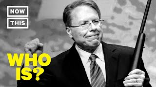 Who is Wayne LaPierre? – CEO of the NRA & Trump Campaign Backer | NowThis