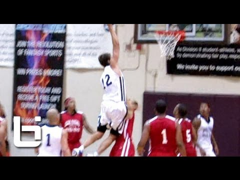 Spencer Hawes Drops 58 Points at Jamal Crawford Pro Am!! Highest Scoring Performance of the Summer!