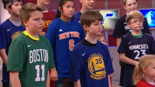 2018 NBA All-Star Draft (with kids)
