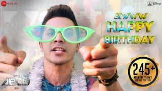 Download Aww Tera Happy Bday|ABCD 2 |Varun Dhawan Shraddha Kapoor |Sachin - Jigar |D.Soldierz | Birthday song 3Gp Mp4