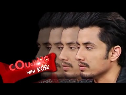 Ali Zafar on 'Couching with Koel'
