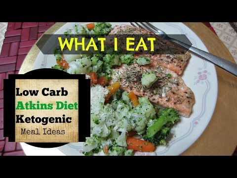 LOW CARB ATKINS DIET MEAL IDEAS - Ineedmorelives