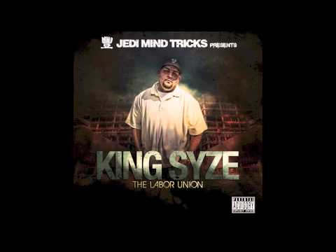 Jedi Mind Tricks Presents: King Syze -
